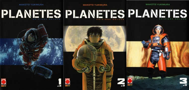 Planetes_Covers