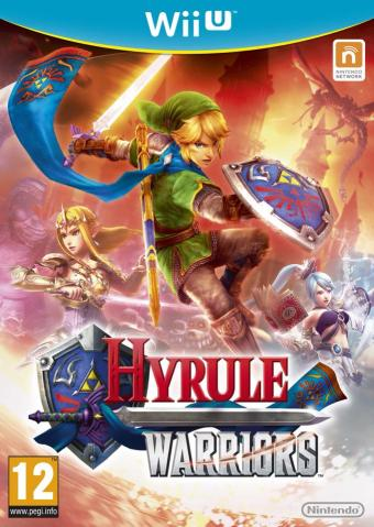 HYRULE WARRIOR_cover