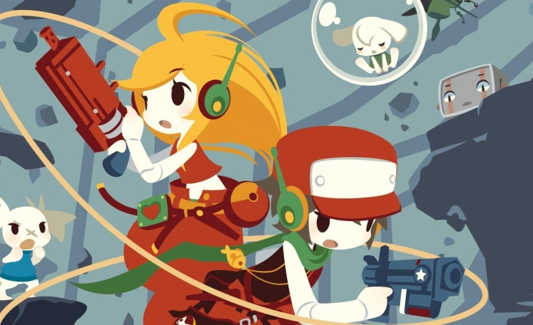 Cave Story banner