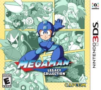 megaman-collection