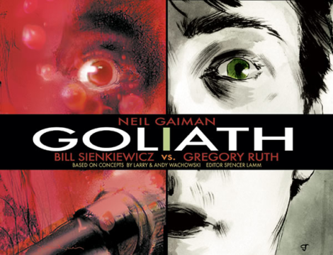 Golia – NeilGaiman